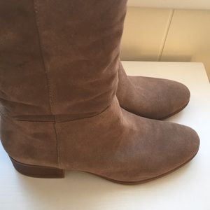 ce473d47382 Steve Madden Shoes - Steve Madden  Ponderosa  Knee High Suede Boots